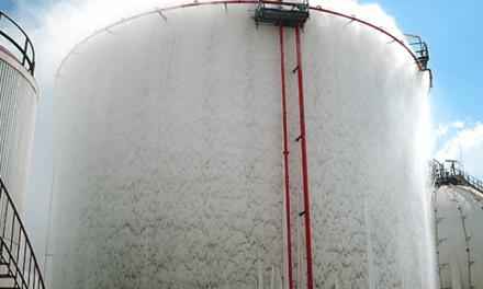 Inspeção em Sistemas Fixos de Dilúvio para Proteção contra Incêndio