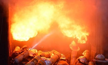 Temperatura e Fluxo de Calor em casos de Incêndio