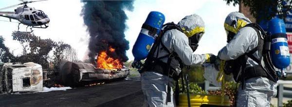 Emergências Químicas: Treinamentos geram prevenção!