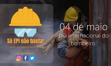 Dia internacional do bombeiro