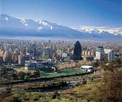 Urban region