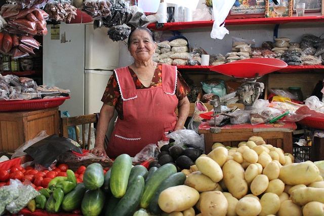 Changarro market