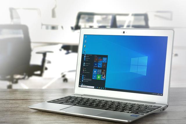 Windows computer