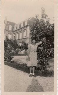 01 Sr Paulette en 1942