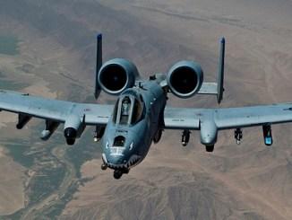 A-10 Thunderbolt II, A-10 Warthog