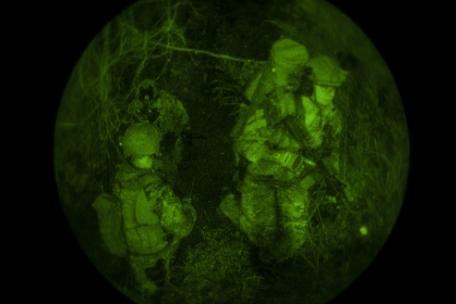 DAGRE airmen of 353rd SOG AFSOC at Kadena Air Base