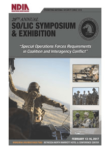 SO-LIC Symposium Exhibition 2016