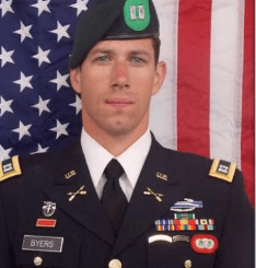 CPT Andrew Byers, 10th Special Forces Group