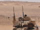 Tank in CENTCOM AOR. (photo from cover of ARCENT's Desert Voice Winter 2017)