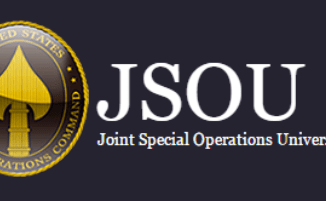 Joint Special Operations University - JSOU publications