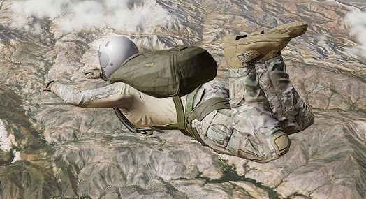 Air Force Special Ops Free Fall (Photo credit : USAF)
