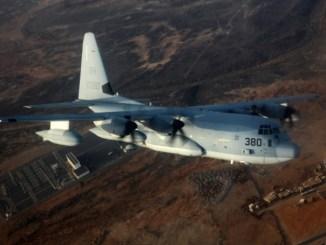 Marine Corps KC-130J Hercules