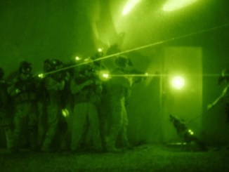 Night Raid by SOF (Image credit: Mass Communication Specialist 1st Class Michael B.W. Watkins, U.S. Navy)