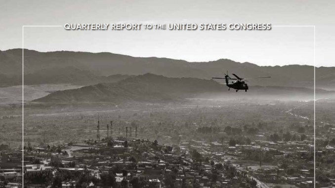 SIGAR Quarterly Report July 2017