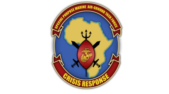 SPMAGTF-CR-AF Special Purpose Marine Air-Ground Task Force - Crisis Response Africa