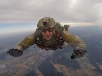 Special Forces HALO Jump