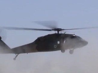 Video Afghan UH-60