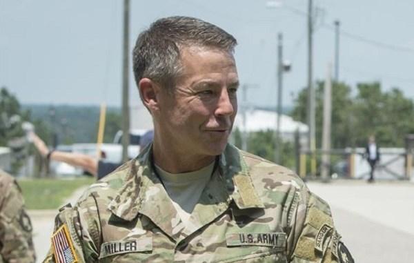 LTG Scott Miller