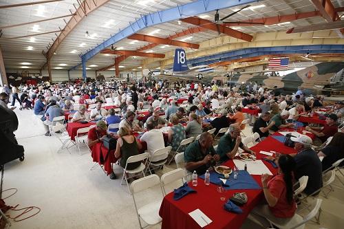 Special Forces Association 2018 Convention - War Eagle Museum picnic