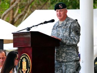 BG Sean Mulholland Special Forces