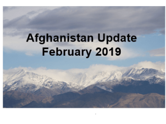 Afghanistan Update February 2019 SOF News