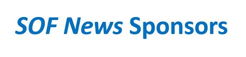SOF News Sponsors