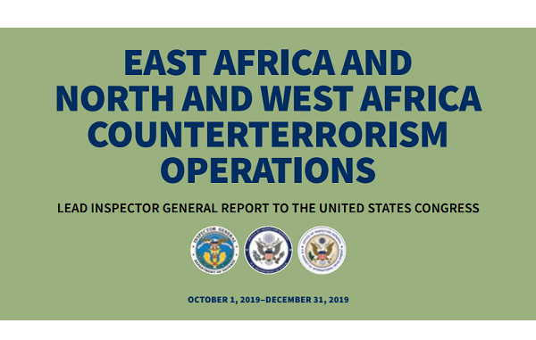 OIG Report on Counterterrorism in Africa Feb 2020