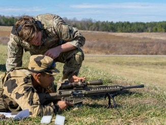 Egyptian SOF trains with 5th Special Forces Group at Fort Campbell, Kentucky
