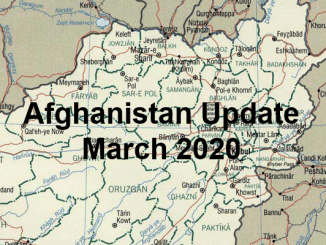 Afghanistan News Update