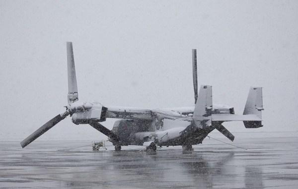 CV-22 Osprey 21st SOS