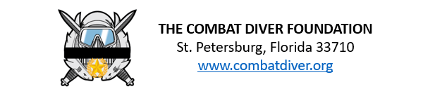 Combat Diver Foundation contact info