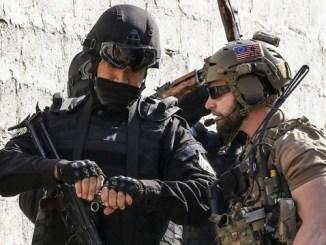 SOF Operator in Invincible Sentry 20