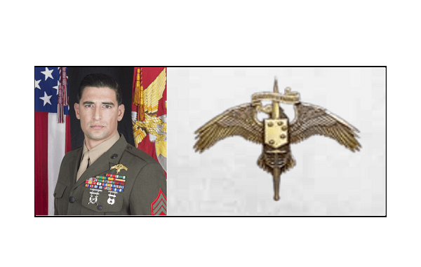 Diego Pongo Marine Raider