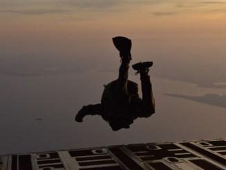 USAF STS operator MFF