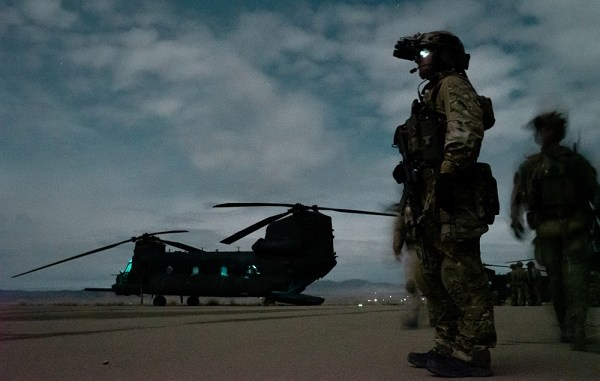 SOF in Afghanistan Combat Operations