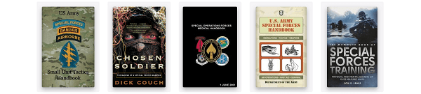 Books about Special Forces Training
