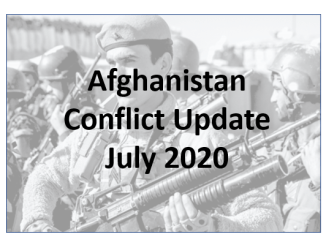 Afghanistan Conflict Update July 2020