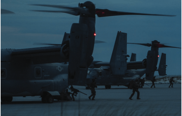 Tip of the Spear June 2020 USSOCOM