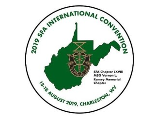 2019 Special Forces Association convention
