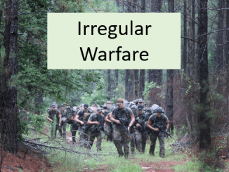 American Way of Irregular Warfare