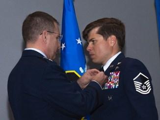 Master Sgt. John Grimesey