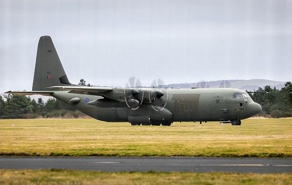 C-120 UK Call Sign Omen
