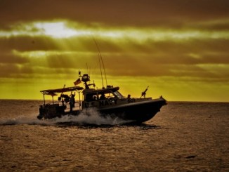 Sea Ark Patrol Boat