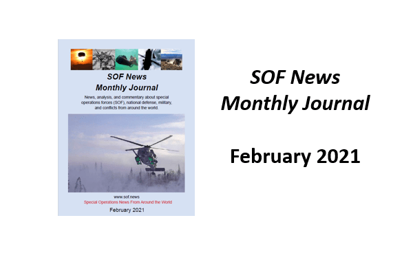 SOF News Monthly Journal - Feb 2021