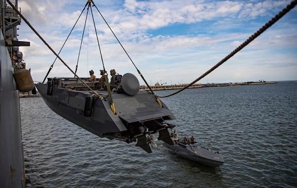 Naval Special Warfare Combat Craft Assault