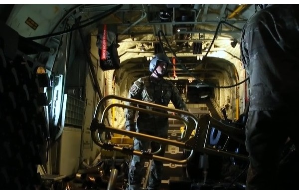 Video AC-130J Ghostrider