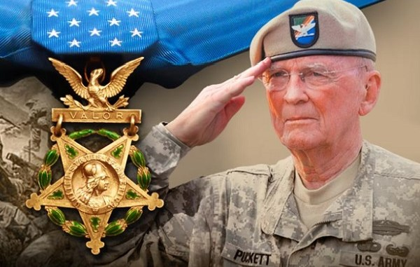 Col Ralph Puckett Medal of Honor