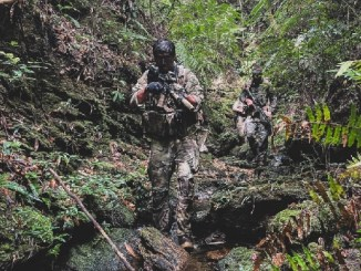 1st SFG(A) Jungle Warfare Exercise