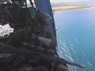 NATO Maritime Sniper Course