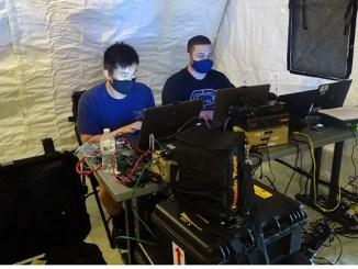 SOCSOUTH Communications Equipment Check